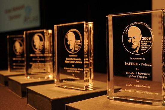 Nagroda im. Sir Antony Fishera dla PAFERE