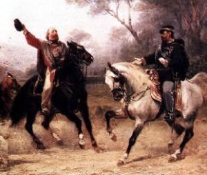 Garibaldi, jako nieprzejednany rewolucjonista, nie potrafił odnaleźć się w demokratycznym świecie, o który przez lata zaciekle walczył (zdj. Wikipedia.pl)