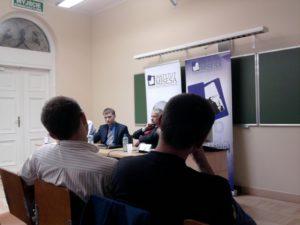 dr M. Machaj i dr hab R. Gwiazdowski