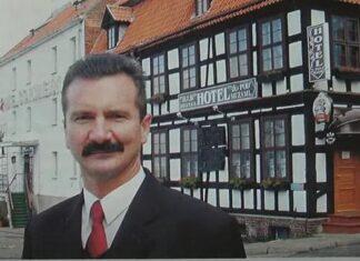 Stefan Oleszczuk - były burmistrz Kamienia Pomorskiego